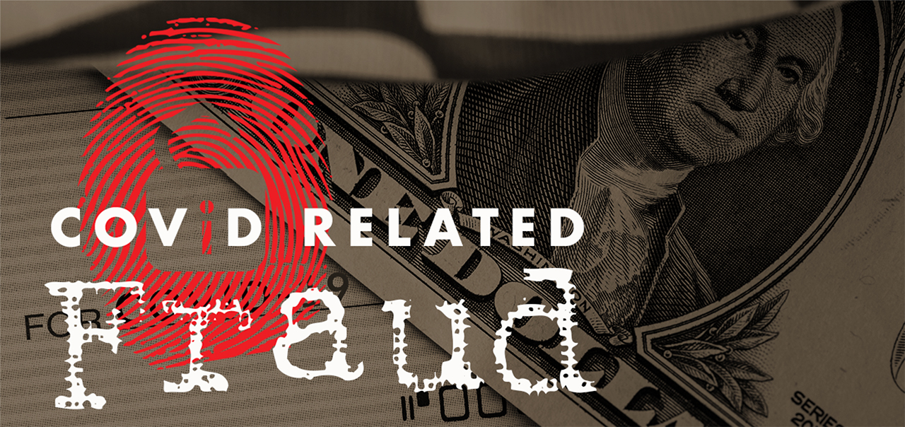 Article banner for COVID-19 Related Fraud