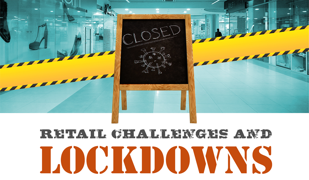 Article banner for Retail Challenges and Lockdowns